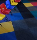 fibre bonded carpet tiles and sheet cordiale