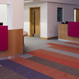 tivoli - contract carpet tiles