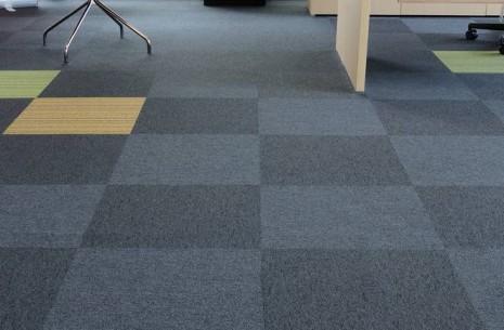 balance & strands carpet tiles - Mikomax