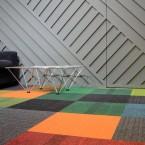 structure bonded carpet tiles in Park Designed