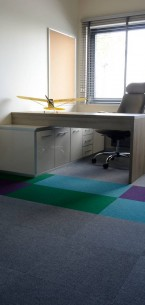 academy carpet tiles - private airport offices