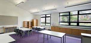tivoli carpet tiles - Sheffield Primary School