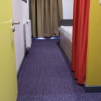 tivoli carpet tiles at student accommodation