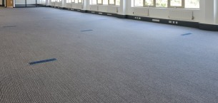 tivoli carpet tiles at Oadby Plastics